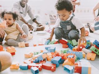 Kids Playing Safe