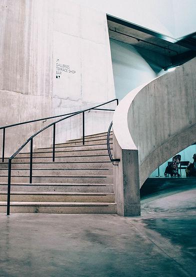Escalier de la galerie