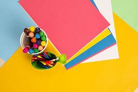 Kleuterschool briefpapier