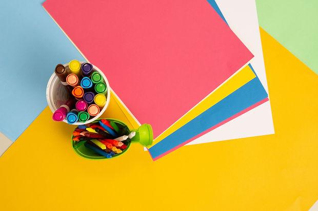 Kindergarten Briefpapier