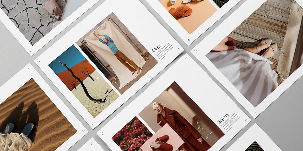 Create Your Project Portfolio on Canva!