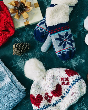 Winterkleidung Geschenke