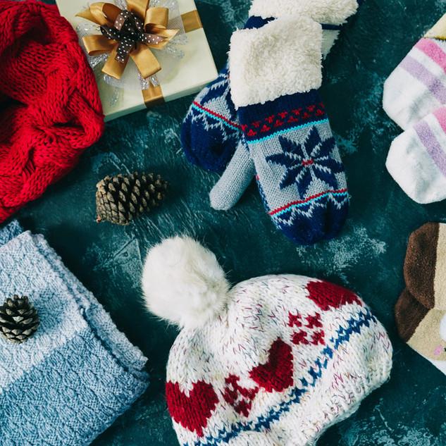 Cadeaux Vêtements d'hiver