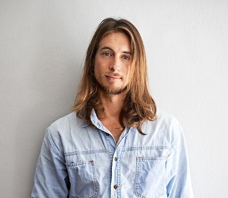 Long Hair Portrait