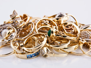 A woman runs off with jewellery out of three marriages!