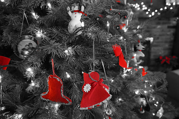 Let's decorate the Christmas Tree