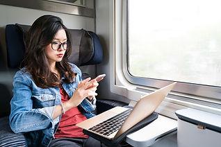 Viaggio in treno