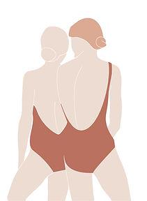 Женщины в купальниках