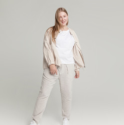Plus Size Fashion Model