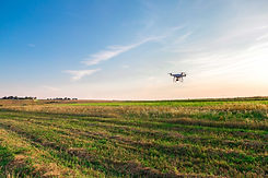 Drone de agricultura