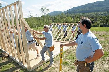 Construction de maisons