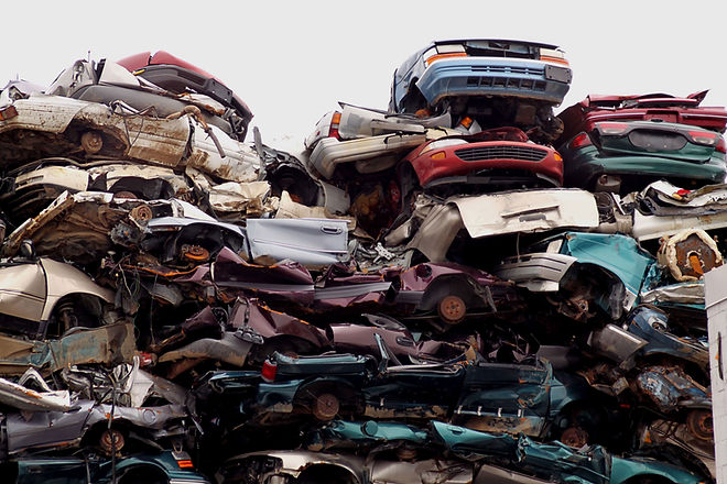 Junk Yard, we buy junk cars