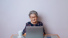 Seniors are talking more about their mental health – and adopting new technologies to do so