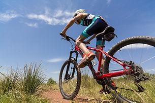 Bergscykling