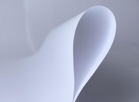 Paper folding activity