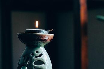 Ceramic Candle Holder
