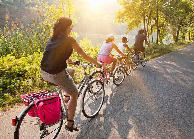 Family Bike Trip