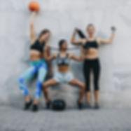 Zjell Fitness Models