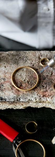 Goldschmuck herstellen
