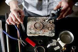 Making Gold Jewelries