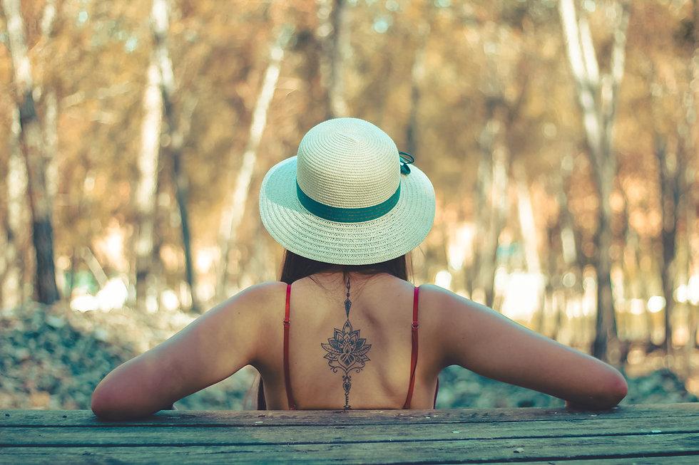 Tatouage arrière