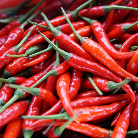 Can Chilli Peppers Prevent Heart Disease?