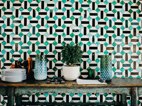 Making a Statement with Tile