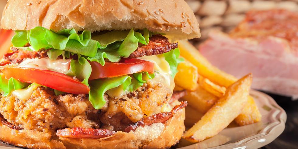 Burger Party en duo