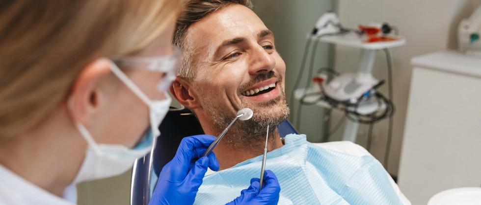 Paziente e dentista