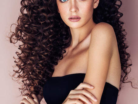 How to get body wave curls at home