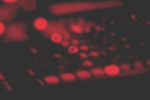 Botões do mixer de som