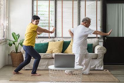 Virtual Tai Chi Practice