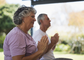 Breathe, Think and Meditate Cancer Away!