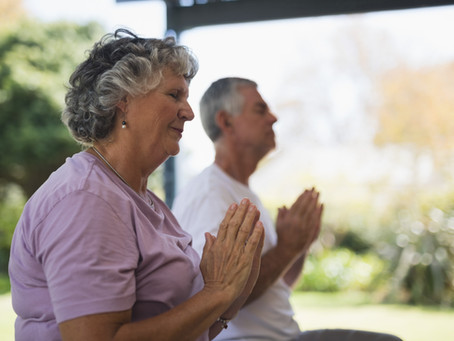 Meditation May Reduce Loneliness and Chronic Disease in Older Adults