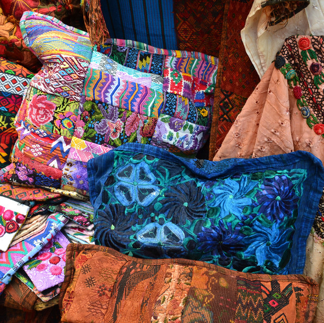 Colorful Pillows