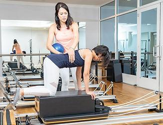 Coach de pilates