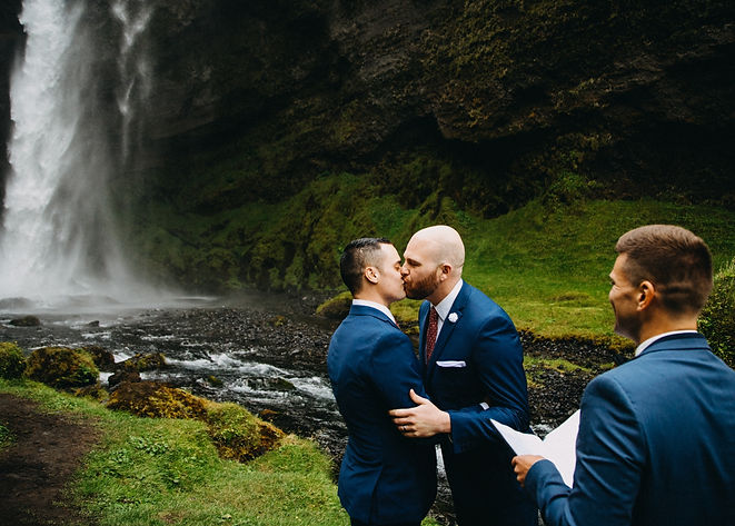 Wedding in Nature