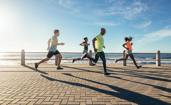 Running Form, Vancouver Run Club, Improve Run Form Series