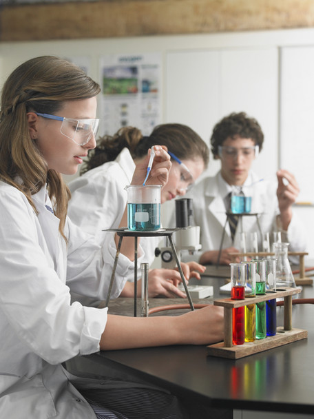 How to achieve an A/A* in A-level Chemistry