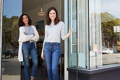 Mujeres propietarias de negocios
