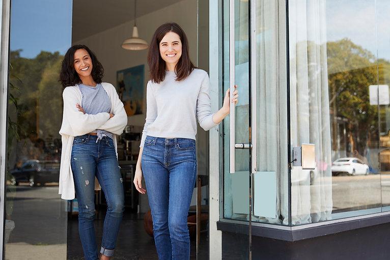 Femmes propriétaires d'entreprise