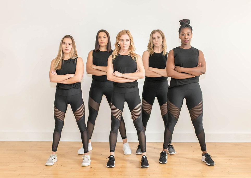 Fitness-Mitarbeiter