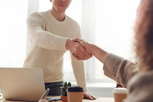 business handshake joint ventures
