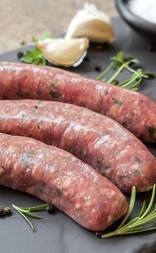 Grass - Fed Beef Sausage