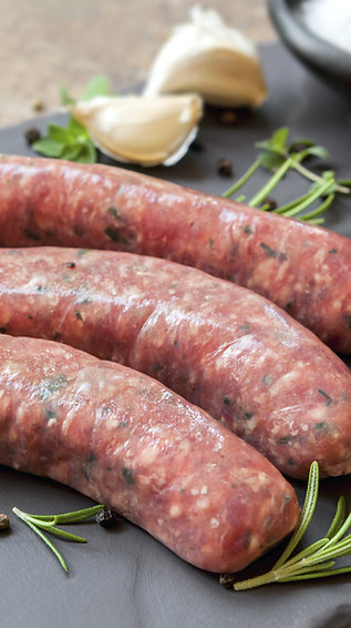 Grass - Fed Beef Sausage