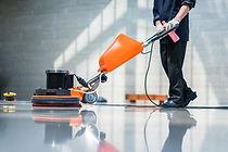 바닥 청소기