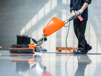 Floor Polishing and Refurbishment | Materials & Workmanship