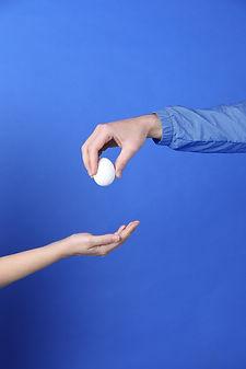Recieving Egg