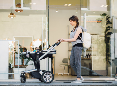 Top Five Tips for a New Mom in 2020