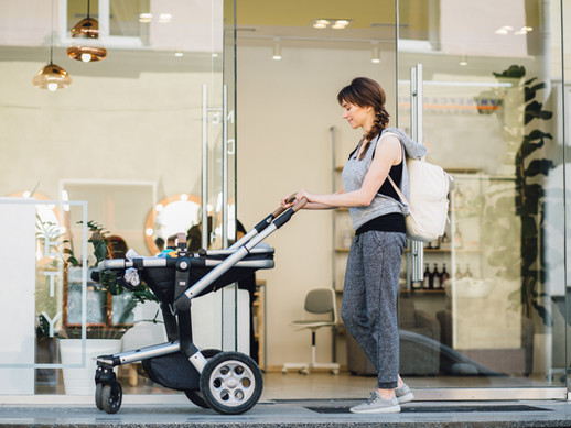 What's wrong with car naps, baby swings and bouncers?